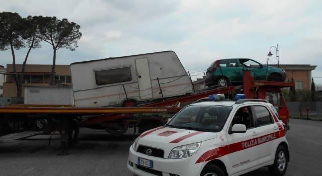 Auto abbandonate, al via il maxi intervento di rimozione ...