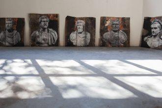 Luca Pignatelli mostra