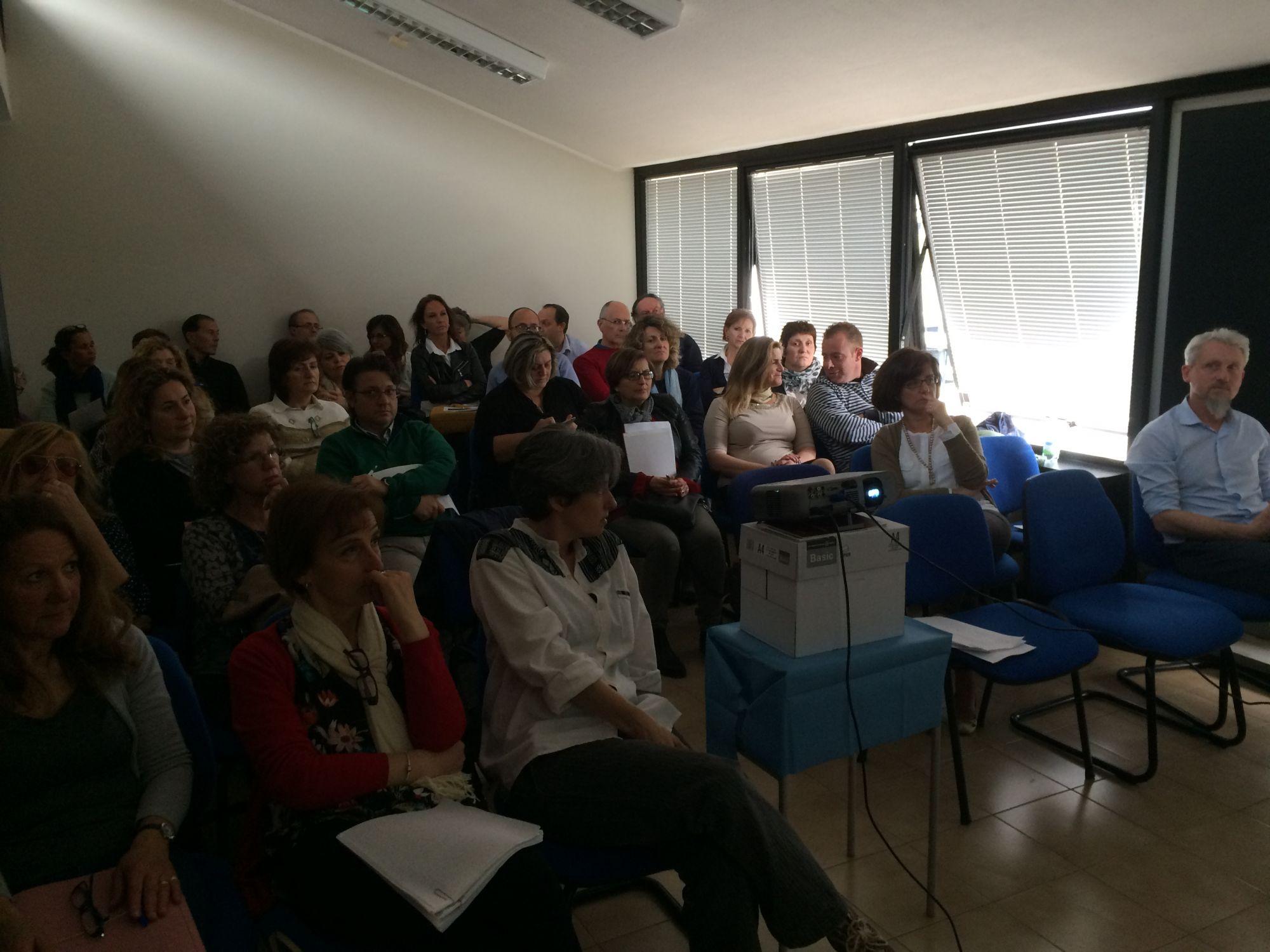 Incontro formativo con la Capitaneria di Porto per i dipendenti Inail