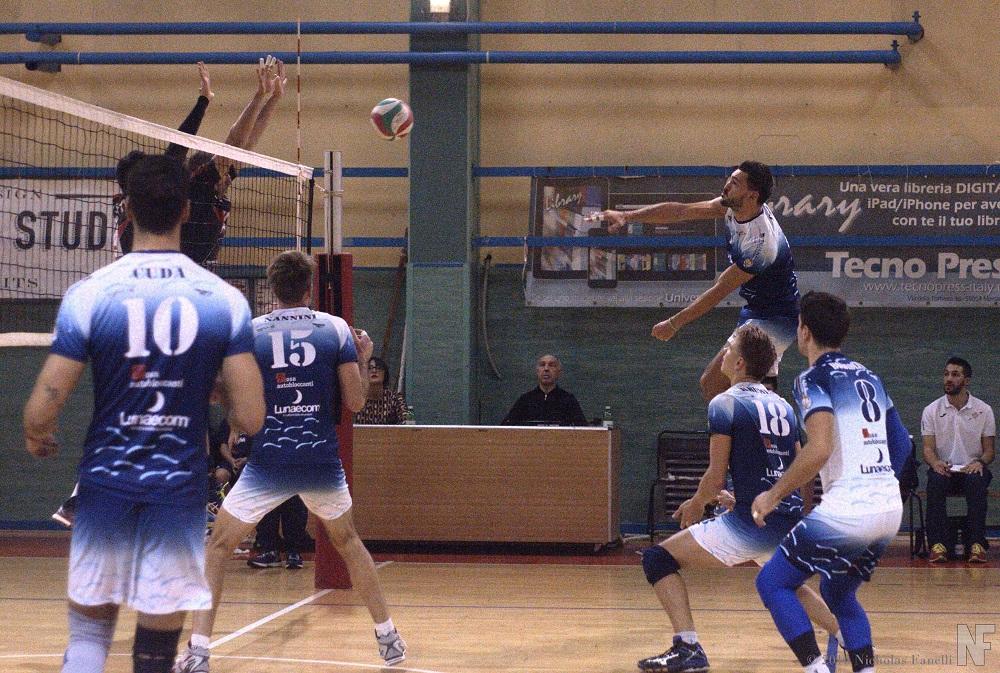 Volley, Massa conquista la finale di Coppa Italia