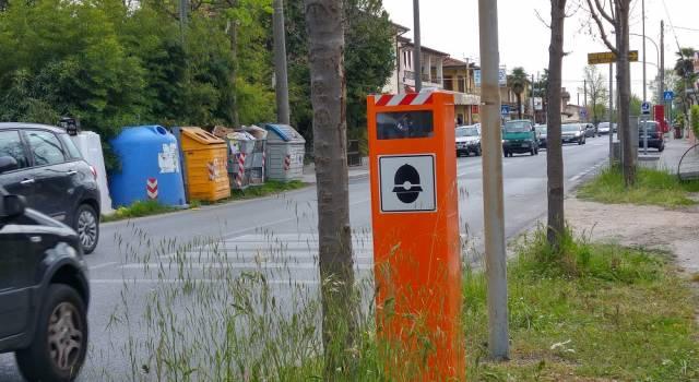 Arriva l'autovelox in via Italica