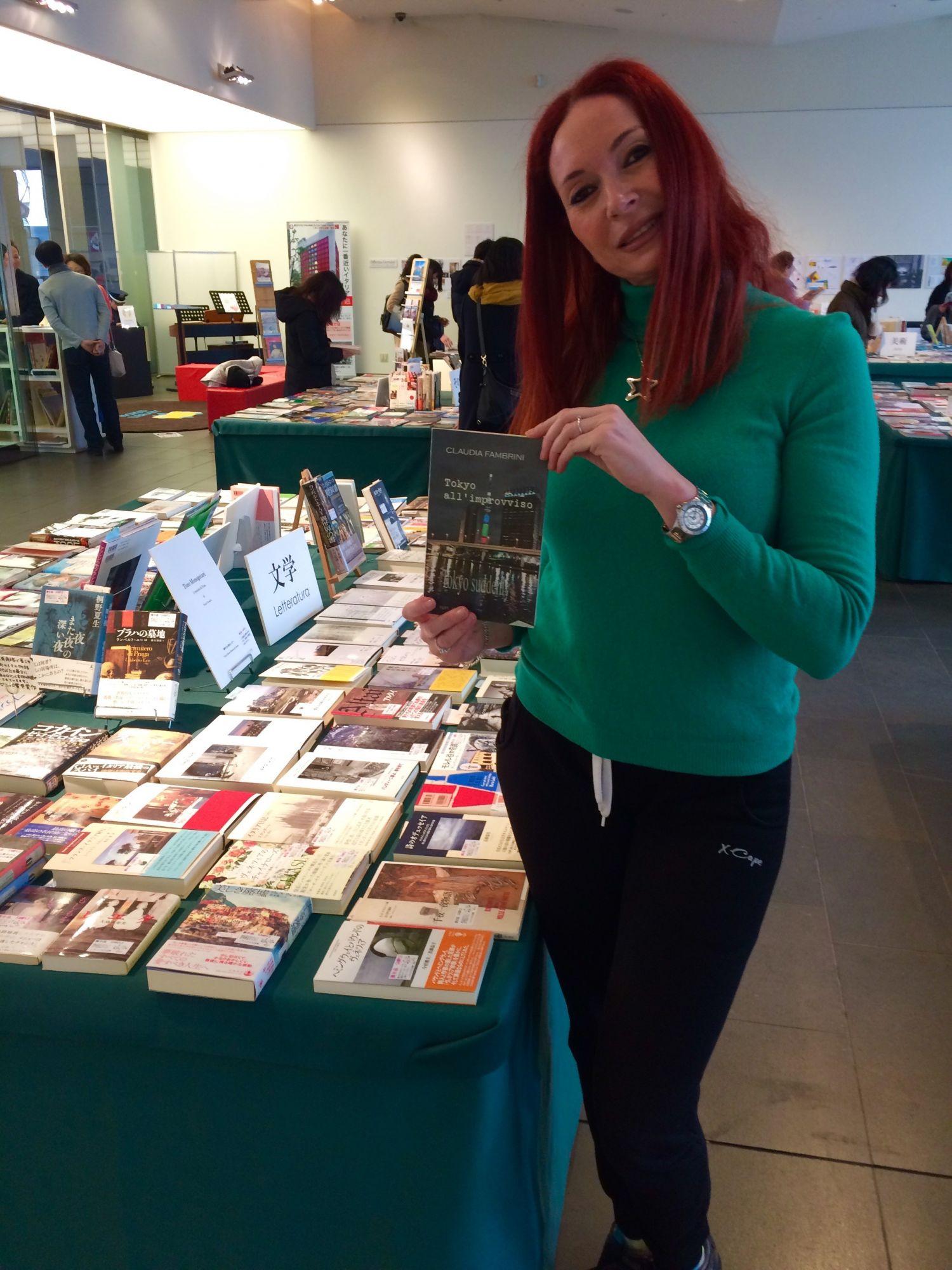 Ancora un successo per Claudia Fambrini e il suo libro