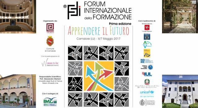 Forum Internazionale della Formazione, al via la prima edizione