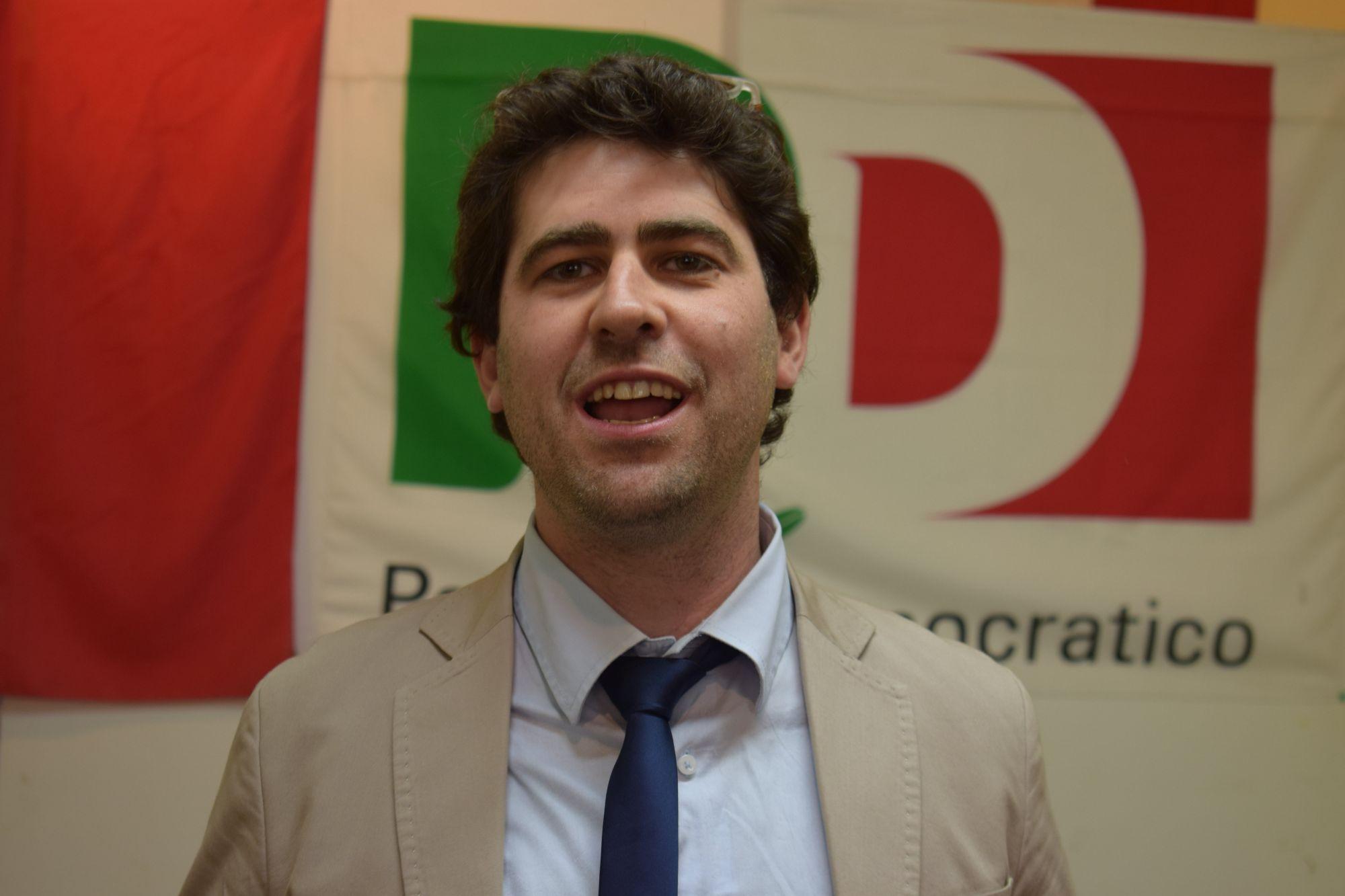 Federico Pedonese passa ad Italia Viva