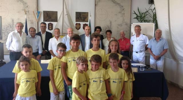 VelaScuola, il mare arriva nelle scuole di Viareggio e Massarosa