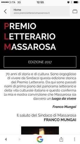 premio letterario massarosa