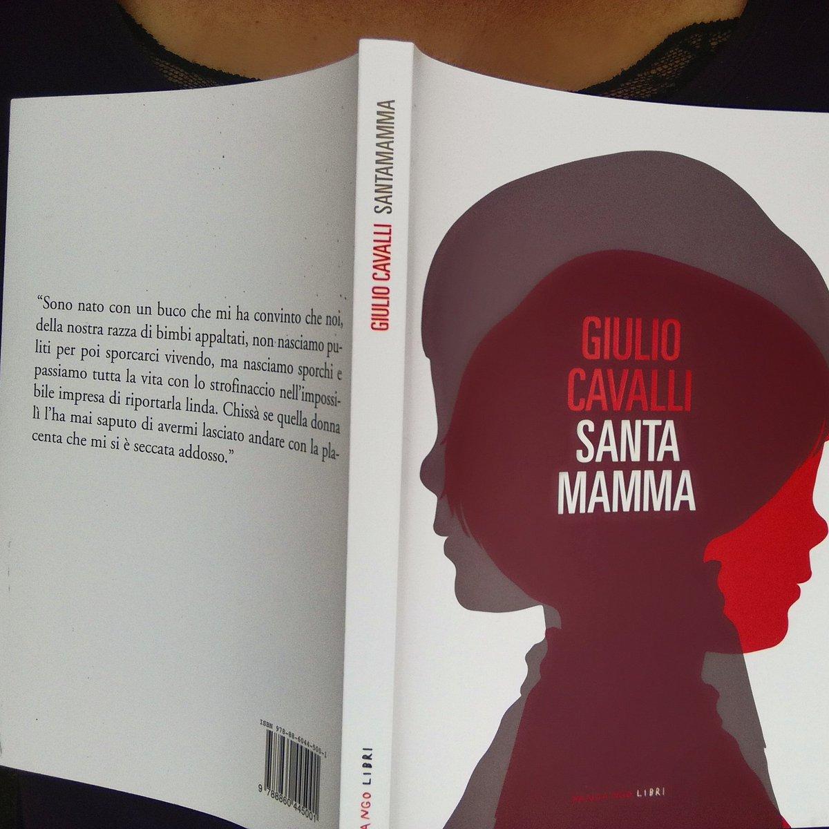 Giulio Cavalli, Santa Mamma [recensione]