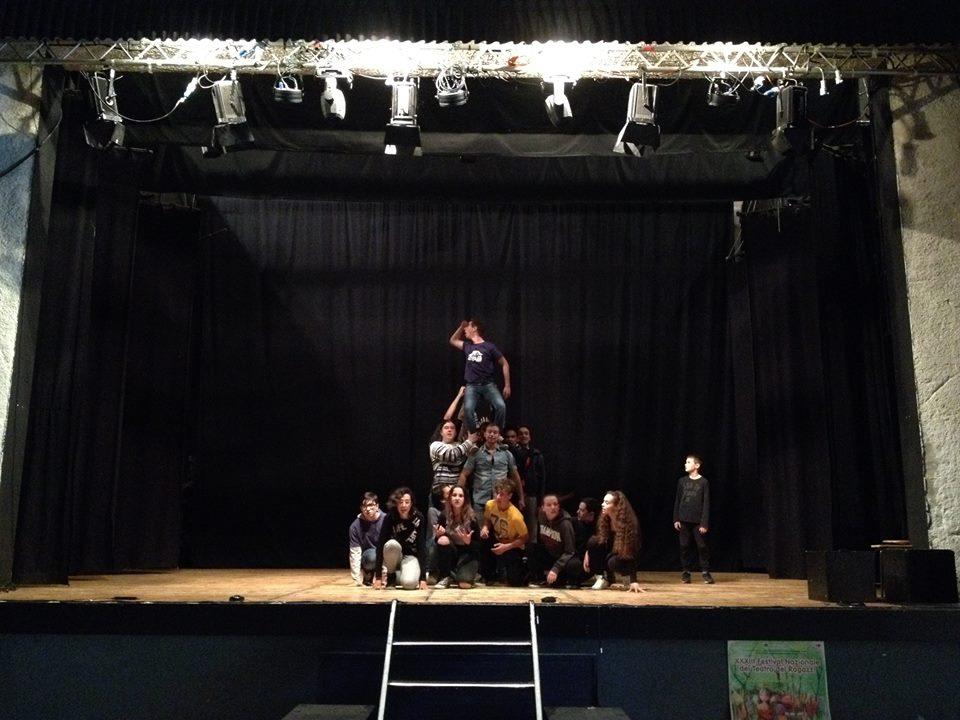 scuola di teatro federico barsanti