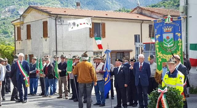 Il Gruppo Alpini festeggia i 50 anni di attività