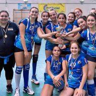 L'Under 13 della Pallavolo Versilia  in finale per il titolo regionale