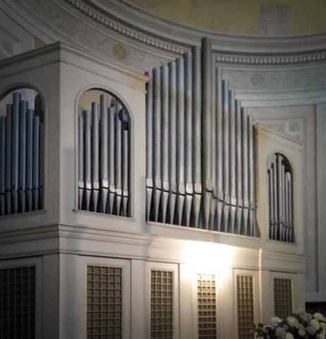 Tre eventi per il restauro dell'organo del duomo di Seravezza, parte la raccolta fondi