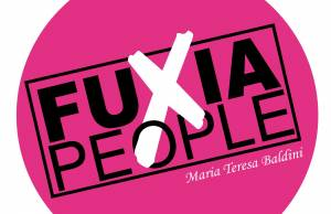 Logo Fuxia people