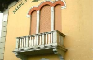 Sede Croce Verde Pietrasanta (facciata)