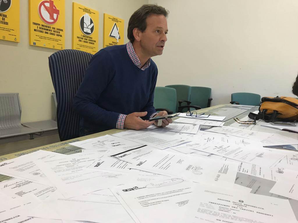 """Nessun carico pendente per Fabrizio Miracolo: """"Del Dotto chieda scusa"""""""