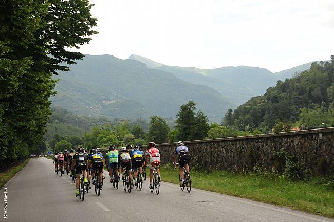 Ciclismo, i tracciati della Gf Mario Cipollini