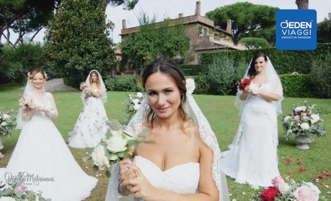 Quattro matrimoni Italia. Con Elisa e Umberto la Versilia protagonista su Fox Life