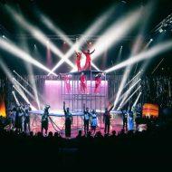 Le stelle del circo protagoniste alla Cittadella del Carnevale