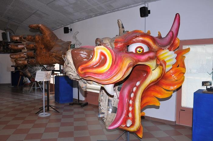 Giornata nazionale dell'arte, visite guidate alla Cittadella del Carnevale