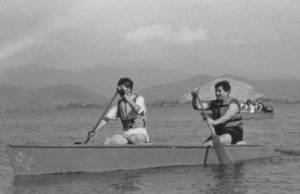 palio dei barchini - lago di massaciuccoli