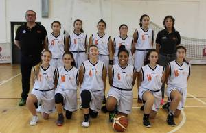 under16-femminile basket