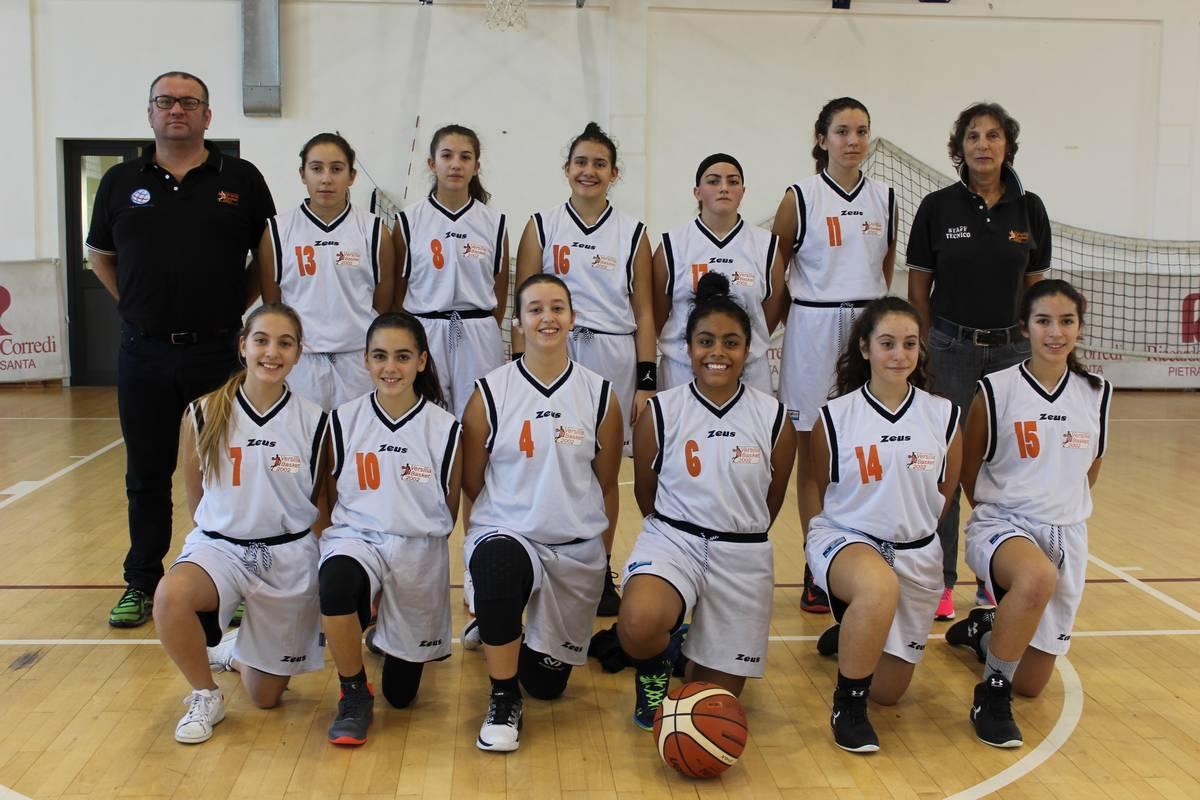 Il Versilia Basket Femminile conclude la stagione con due vittorie consecutive