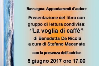 La voglia di caffè Benedetta De Nicola