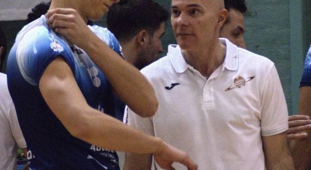 Pallavolo Massa in serie A, intervista a coach Masini