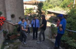 Foto Sopralluogo Fognatuure Capezzano Capriglia 2
