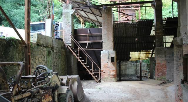 Ambiente: martedì 15 dicembre ore 17.00, le ex miniere Valdicastello sono amianto-free