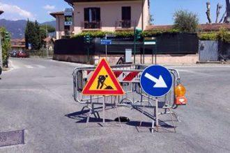 voragine via Tremaiola Via Tonfano CP