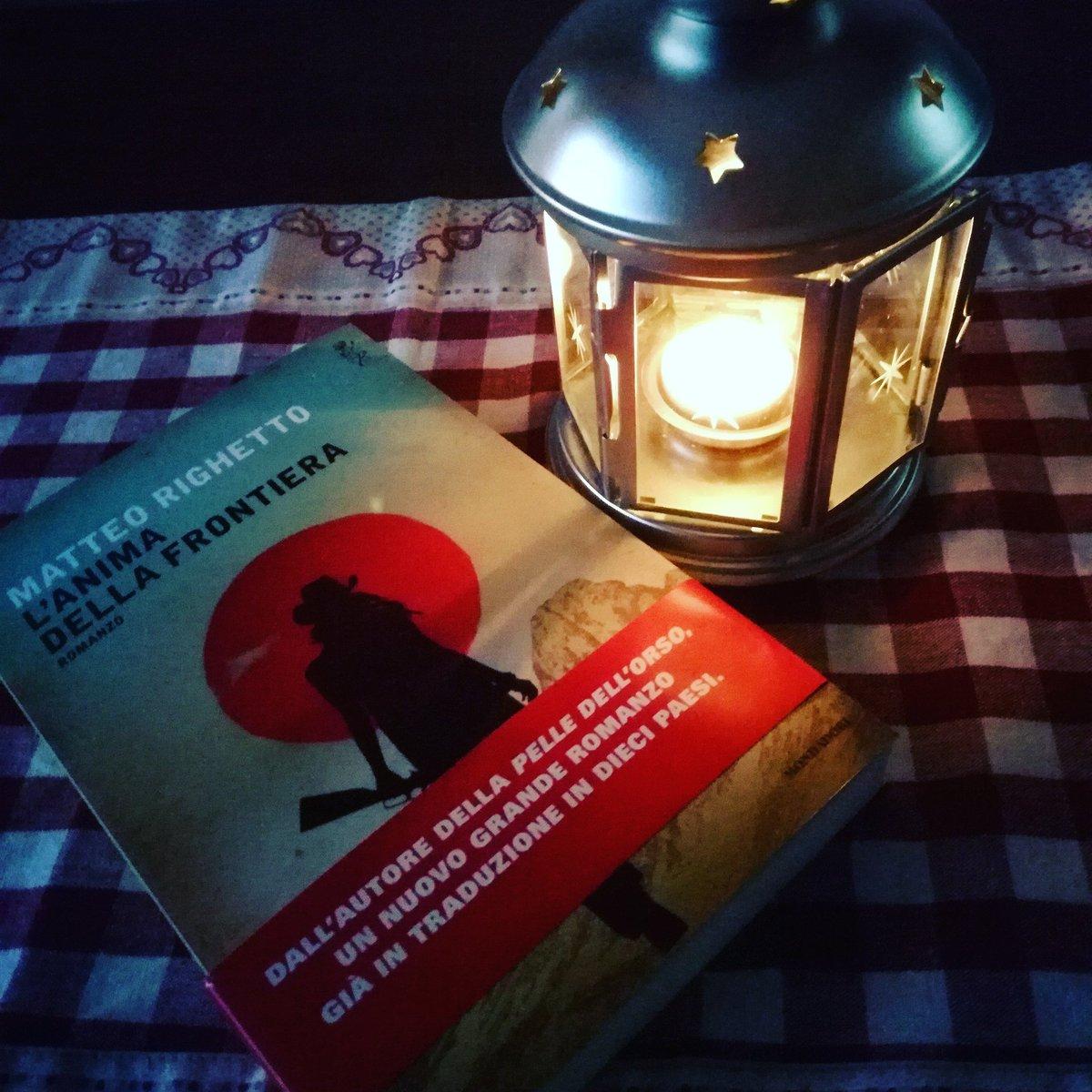 Matteo Righetto, L'anima della frontiera [recensione]