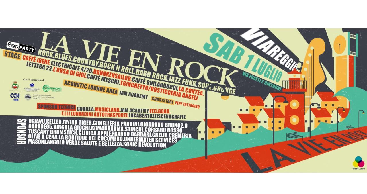 lavieenrock evento