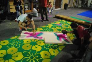 tappeti di segatura camaiore destinazione terra 2017 (6)