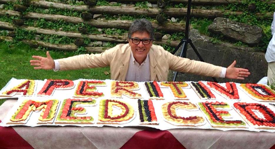 Aperitivo al Mediceo, al via la settima edizione con Fabrizio Diolaiuti