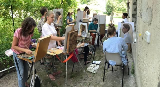 Successo della Summer School internazionale, lezioni al Cav per gli studenti russi