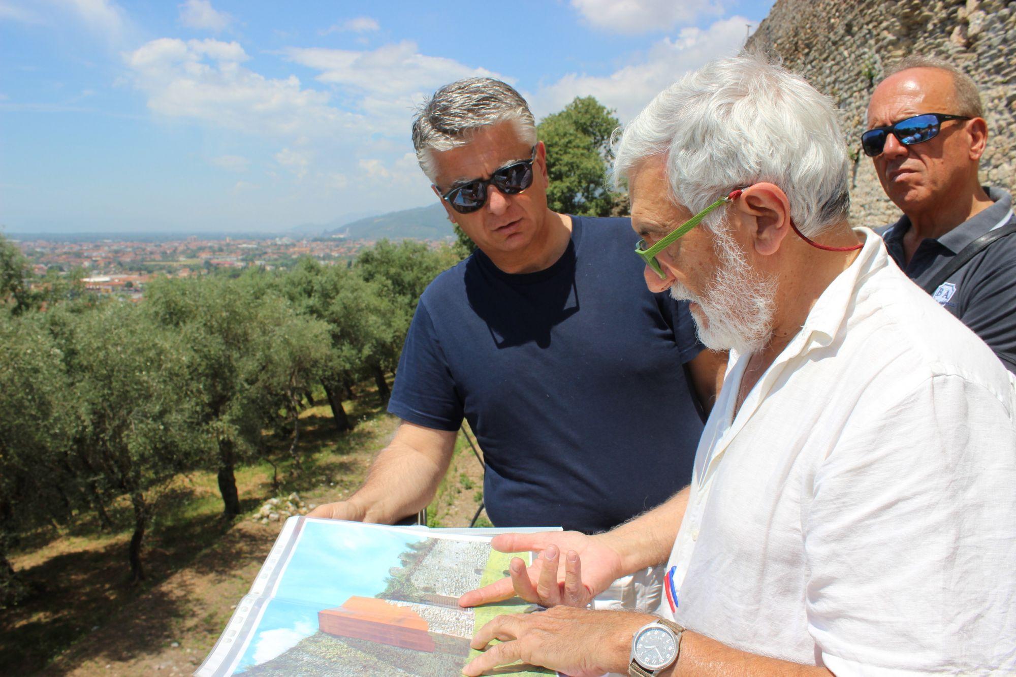 500mila euro per la Rocca di Sala, Pietrasanta riscopre anima medievale
