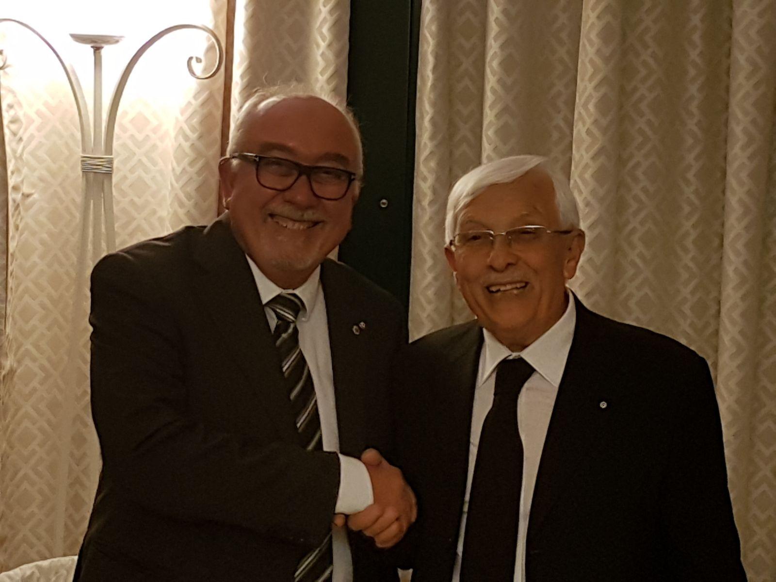 Cambia il presidente del Lions club Viareggio Versilia Host
