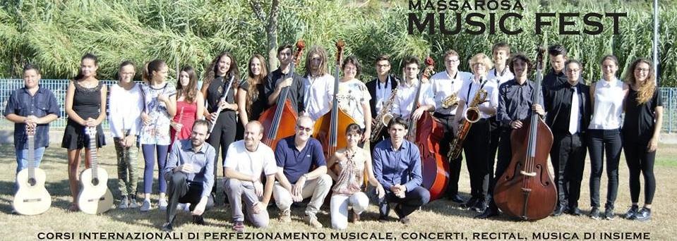 Al via la quarta edizione del Massarosa Music Fest per la formazione di musicisti