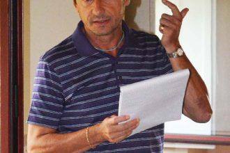 Mauro Rossi fiom cgil