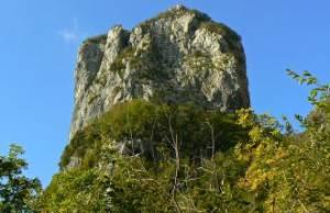 Monte Procinto Parete Sud