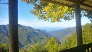 Panorama dalla Baita dello Scoiattolo