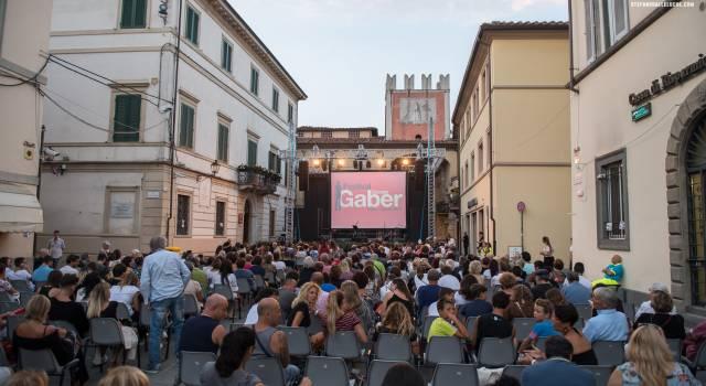 Ivano Fossati a Camaiore per il festival Gaber