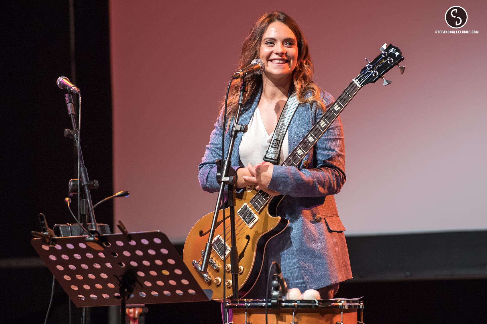 Francesca Michielin al Festival Gaber, la fotogallery