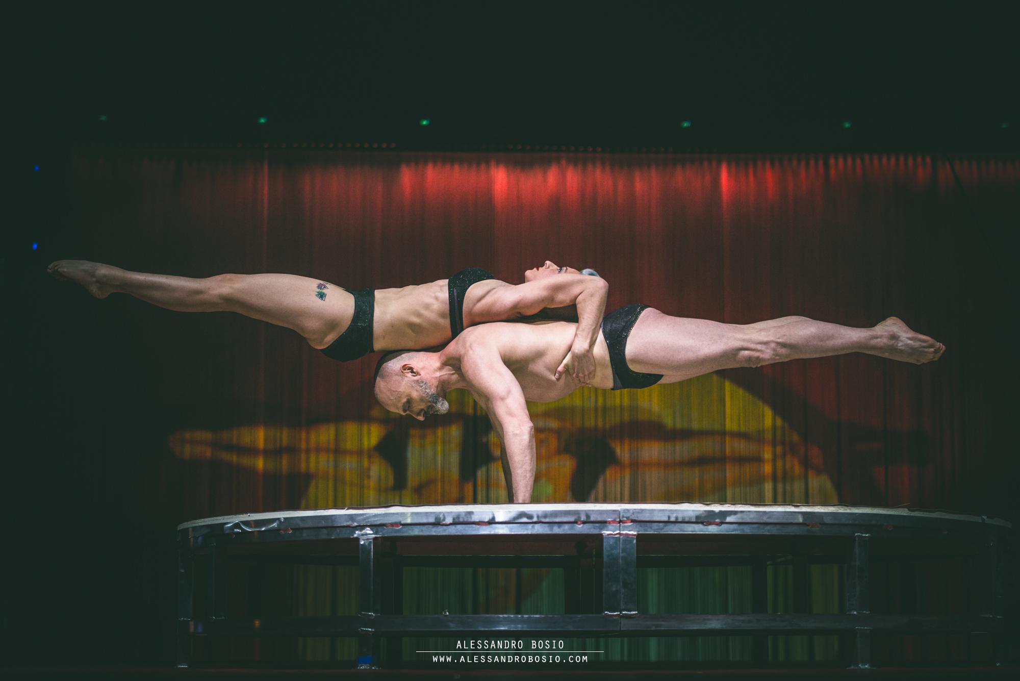 In Cittadella i migliori artisti del Cirque du Soleil