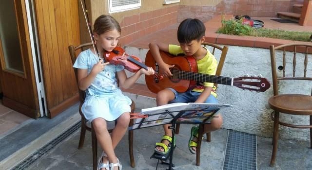 Un successo per il primo Campus Musicale Internazionale a Santa Lucia