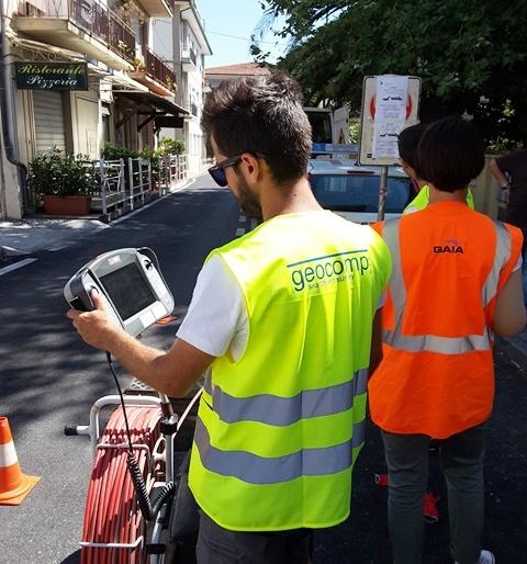 #MarePulito, ispezionati gli allacci fognari di 10 case a Lido