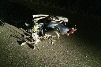 motorino incidente camaiore