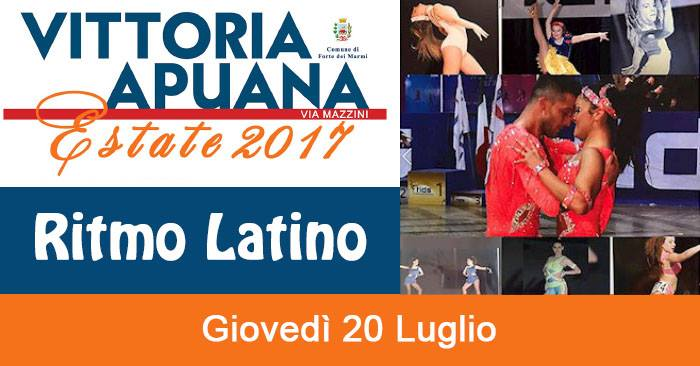 Serata a ritmo latino a Vittoria Apuana