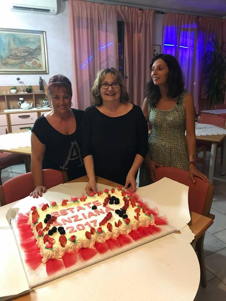 Lora Santini ad Estate Anziana
