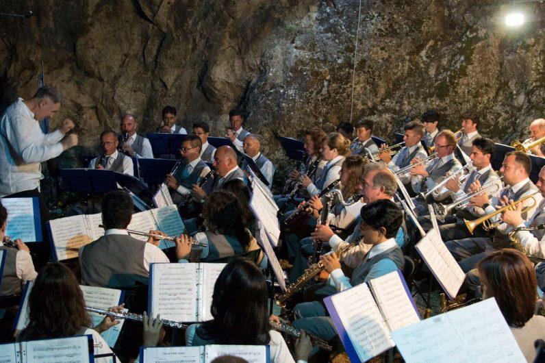 Foto concerto Filarmonica Capezzano Monte